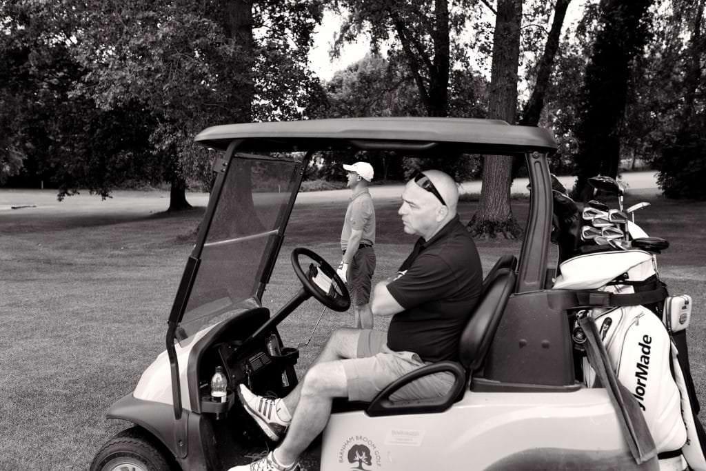 Golf at Barnham Broom