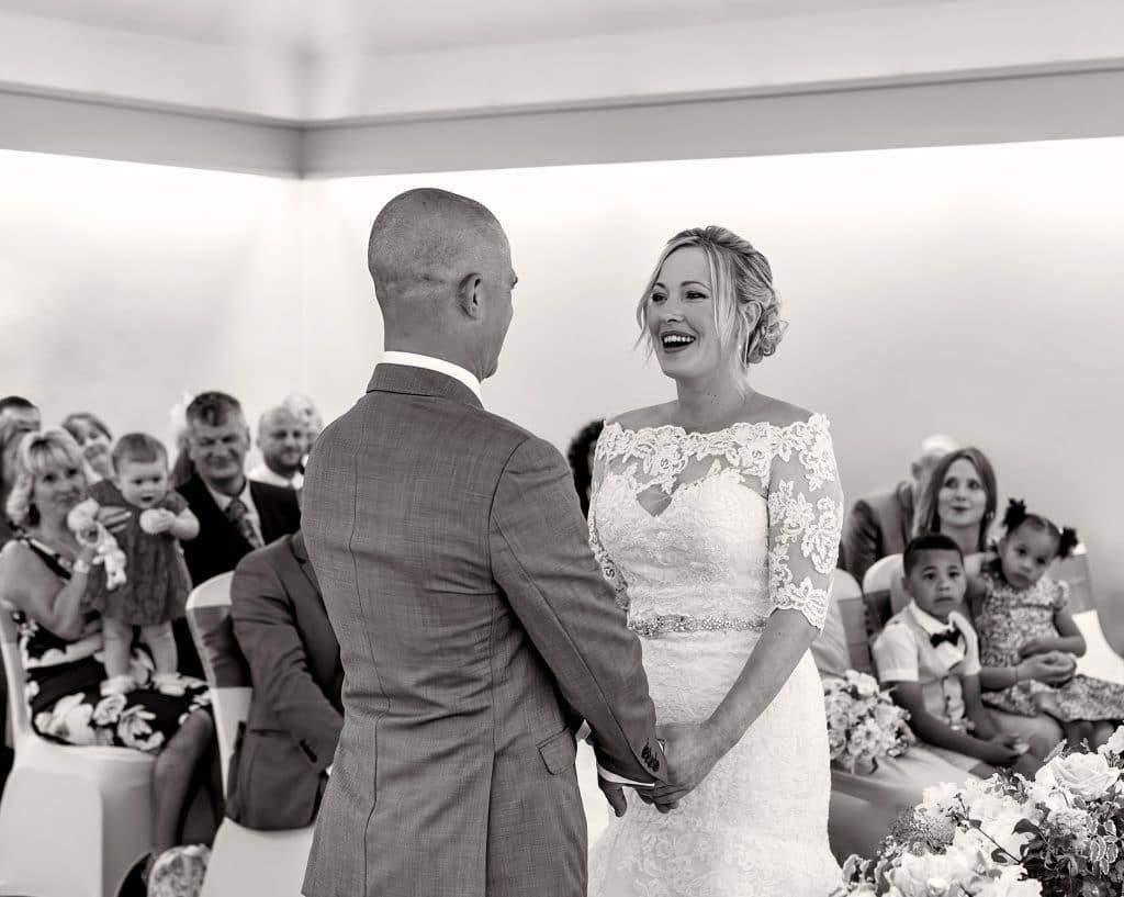 Getting married at Barnham Broom