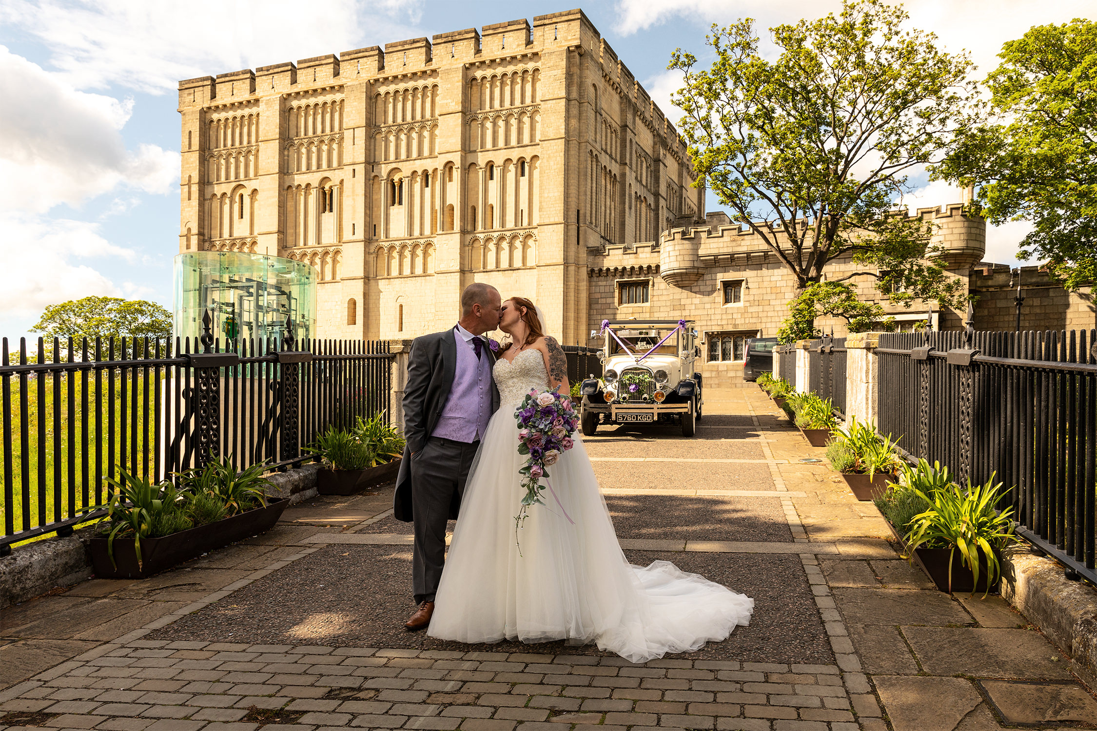 Norwich Castle Wedding