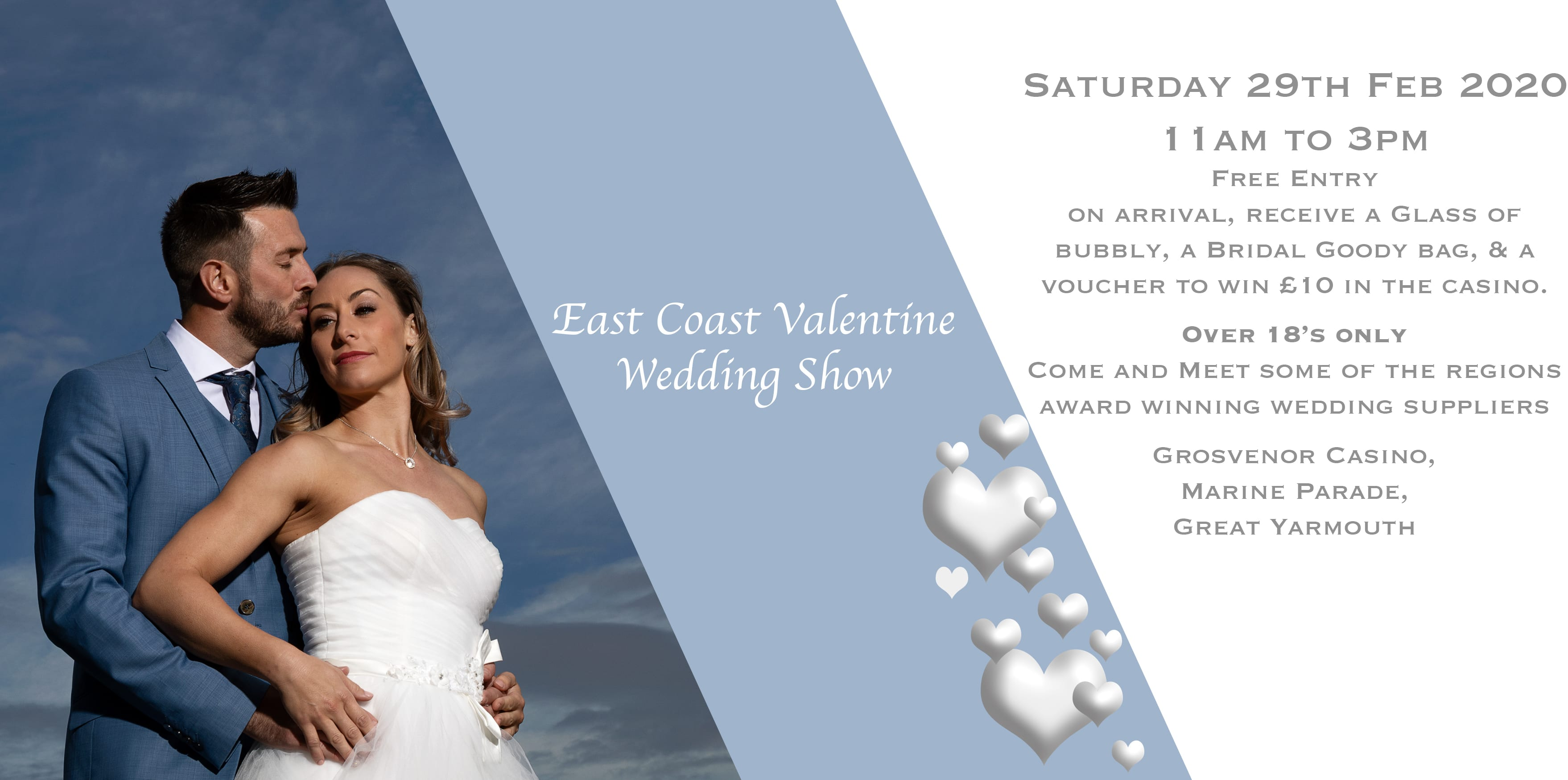 East Coast Valentine Wedding Show