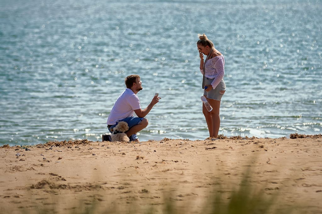 Marriage Proposal Photographer